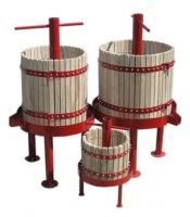 Пресс винтовой для винограда, 15 л (сг)